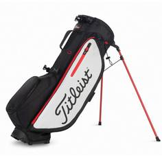 Obrázok ku produktu Bag Titleist Stand Players 4 Plus Black/White/Red