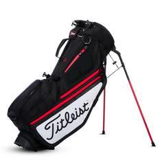 Obrázok ku produktu Golfový bag Titleist  Stand Hybrid 5 Black/White/Red