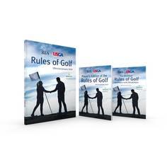 Obrázok ku produktu Pravidlá golfu 2019 R&A USGA - Slovenské vydanie  - Hráčska edícia