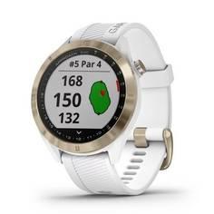 Obrázok ku produktu GPS hodinky Garmin Approach S40 White Lifetime Premium