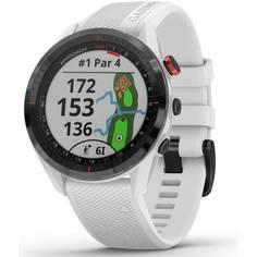 Obrázok ku produktu GPS hodinky Garmin Approach S62 White Lifetime