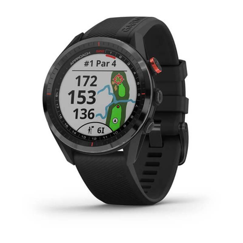 Obrázok ku produktu GPS hodinky Garmin Approach S62 Black Lifetime