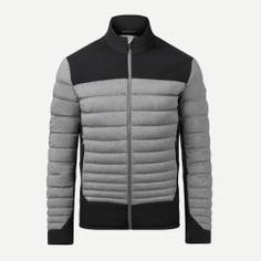Obrázok ku produktu Bunda KJUS pánska Blackcomb Stretch Jacket steel gry mel-blk