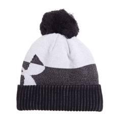 Obrázok ku produktu Detská čiapka Under Armour Boy's Pom Beanie Upd čierna