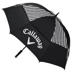 Obrázok ku produktu Dáždnik Callaway Uptown 60 DBL Man Black/White