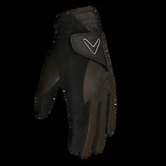 Obrázok ku produktu Pánska golfová rukavica Callaway  Opti Grip, pánske pár - čierne
