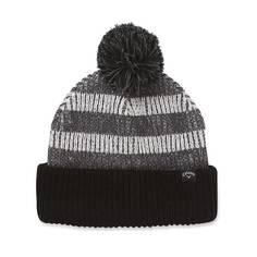 Obrázok ku produktu Zimná čiapka Callaway Pom Pom Beanie Blk/Gry 19