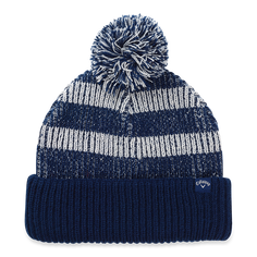 Obrázok ku produktu Zimná čiapka Callaway Pom Pom Beanie Navy/Gery