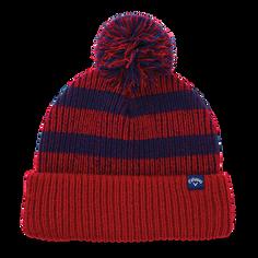 Obrázok ku produktu Zimná čiapka Callaway Pom Pom Beanie Gery/Red