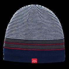 Obrázok ku produktu Zimná čiapka Callaway Winter Chill Beanie Navy/Red/Titanium