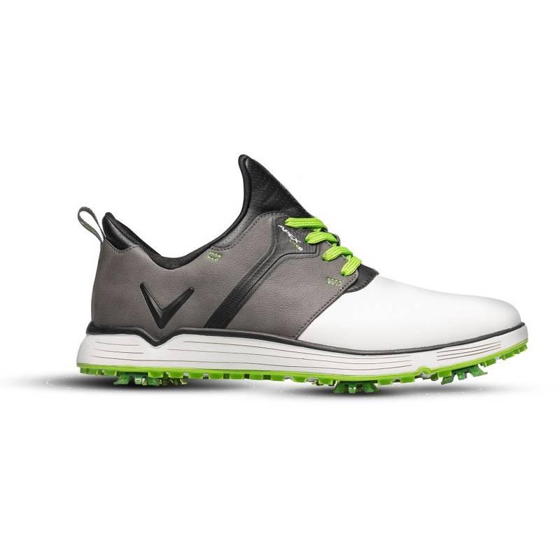 Obrázok ku produktu  Pánske golfové topánky Callaway APEX LITE S white/grey