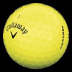 Obrázok ku produktu Golfové loptičky  Callaway SuperSoft Magna Yellow 19, 3-balenie