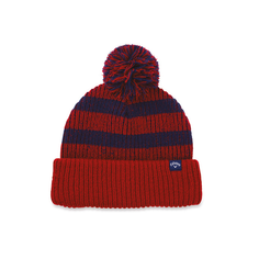 Obrázok ku produktu Zimná čiapka Callaway Pom Pom Beanie Rd/Nvy