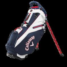 Obrázok ku produktu Golfový bag Callaway Stand Fairway 14 modo-červeno-biely