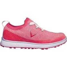 Obrázok ku produktu Dámske golfové topánky Callaway Golf Solaire ružové