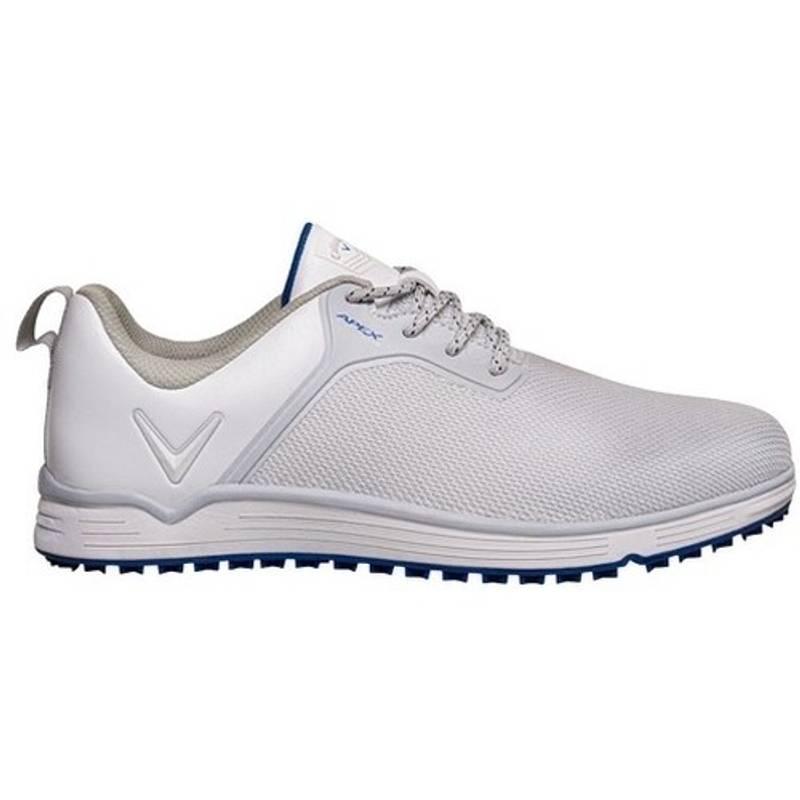 Obrázok ku produktu Pánske golfové topánky Callaway APEX LITE šedo-biele