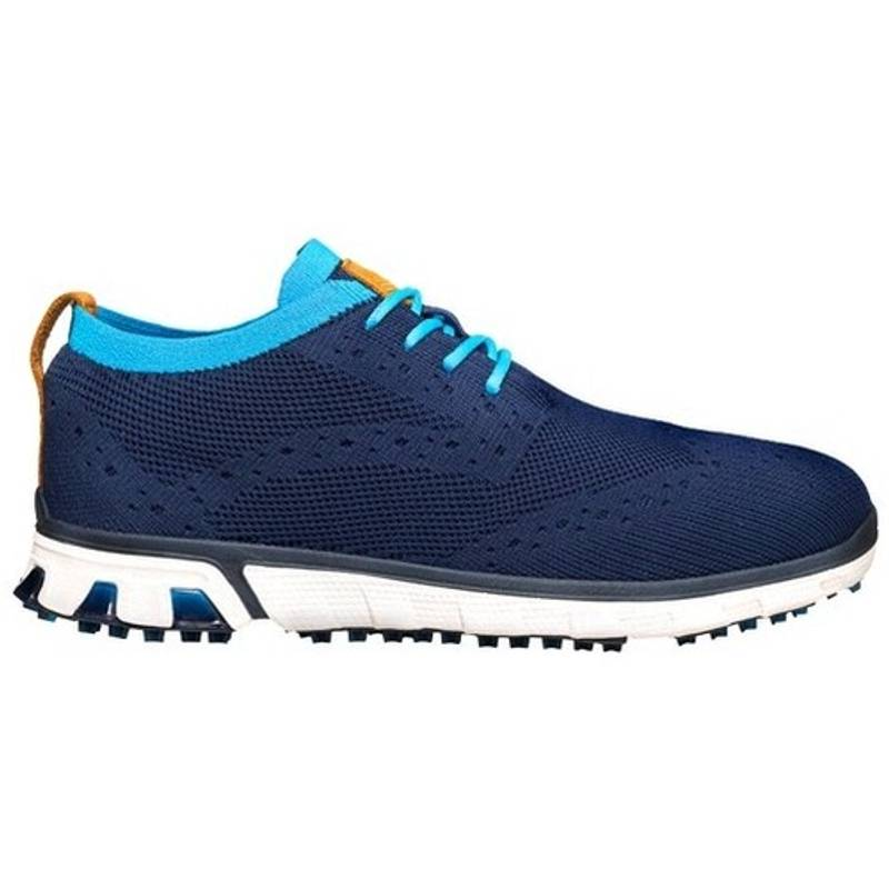 Obrázok ku produktu Pánske golfové topánky Callaway APEX PRO KNIT tmavomodré