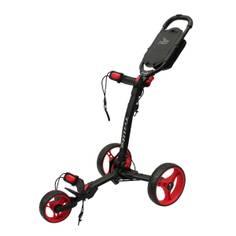 Obrázok ku produktu Vozík Axglo TriLite čierny s červenými kolesami