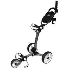 Obrázok ku produktu Vozík Axglo TriLite - Šedý s bielymi kolieskami