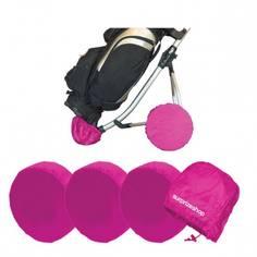 Obrázok ku produktu Obaly na kolesa Surprize pink