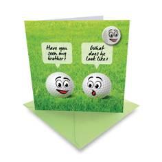 Obrázok ku produktu Karta Ball Marker Golf Balls