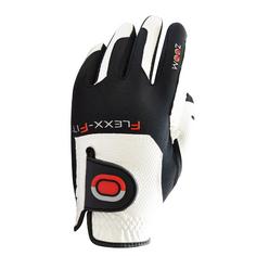 Obrázok ku produktu Pánska golfová rukavica  Zoom Weather - ľavá, bielo čierno červená