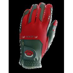 Obrázok ku produktu Pánska golfová rukavica  Zoom Weather  - ľavá, čierno-červ.