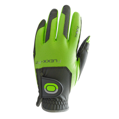 Obrázok ku produktu Dámska golfová rukavica  Zoom Weather - ľavá, charcoal/lime