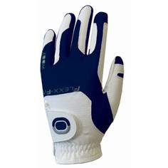 Obrázok ku produktu Pánska golfová rukavica  Zoom Weather  - ľavá, white/navy