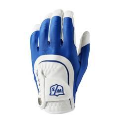 Obrázok ku produktu Pánska golfová rukavica  Wilson MLH, ľavá, modrá, univerzálna veľkosť