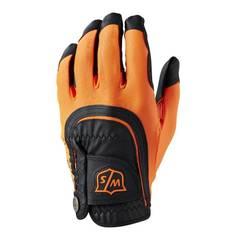 Obrázok ku produktu Pánska golfová rukavica  Wilson MLH, ľavá, oranžová, univerzálna veľkosť