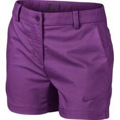 Obrázok ku produktu Juniorské šortky Nike Golf Girls fialové