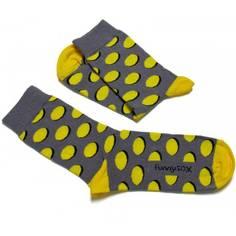 Obrázok ku produktu Ponožky FunnySOX Jelouky tmavé