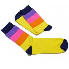 Obrázok ku produktu Ponožky FunnySOX Pásavec farebný