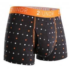 Obrázok ku produktu Boxerky 2UNDR Swing Shift Trunk Prints Dot Com