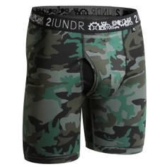 Obrázok ku produktu Boxerky 2UNDR Gear Shift L/Leg Prints Dark Camo