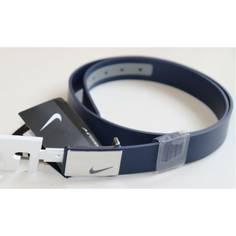 Obrázok ku produktu Dámsky opasok Nike Golf Modern Plaque Belt modrý