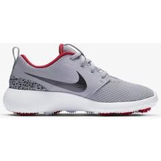 Obrázok ku produktu Juniorské golfové topánky Nike ROSHE G JR gr/blk/red