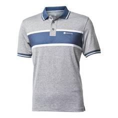 Obrázok ku produktu Polokošeľa Back Tee pánska Mens Sporty Melange Polo