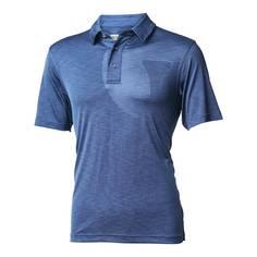Obrázok ku produktu Polokošeľa Back Tee pánska Mens Big Tee Melange Polo ensign blue