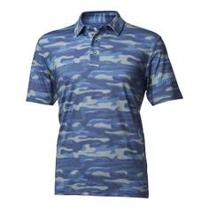 Obrázok ku produktu Polokošeľa BT pánska Mens Camouflage Polo malibu blue