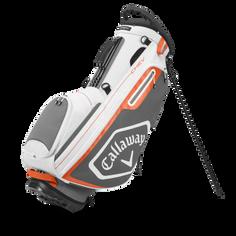 Obrázok ku produktu Golfový bag Callaway Stand Chev 5  white charcoal