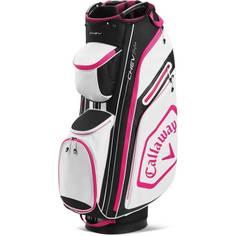 Obrázok ku produktu Golfovy bag Callaway Cart Chev 14+ BLK/PNK, ružový