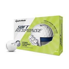 Obrázok ku produktu Loptičky TM Soft Response - biele, 3-bal.