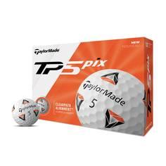 Obrázok ku produktu Loptičky Taylor Made TP5 pix, biele 3-balenie