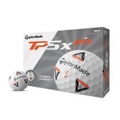 Obrázok ku produktu Golfové loptičky Taylor Made TP5x pix, biele 3-balenie
