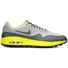 Obrázok ku produktu Pánske golfové topánky Nike  Air Max 1 G grey fog/photon