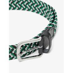 Obrázok ku produktu Unisex opasok J.Lindeberg Bubba Belt zelený