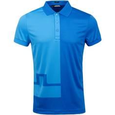 Obrázok ku produktu Pánska polokošeľa J.Lindeberg Joseph Slim Fit Golf Polo modrá
