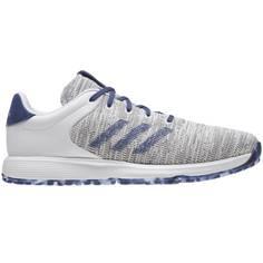 Obrázok ku produktu Pánske golfové topánky adidas  Adicross S2G biela/modrá/šedá